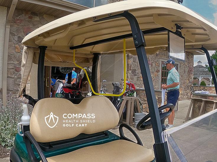 Golf Cart Shield