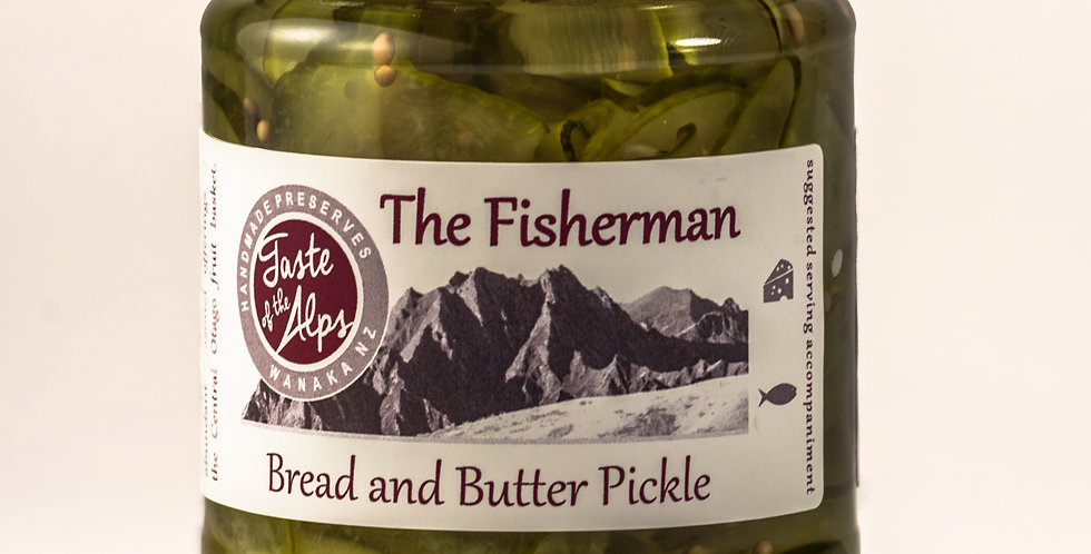 The Fisherman, Bread & Butter pickle