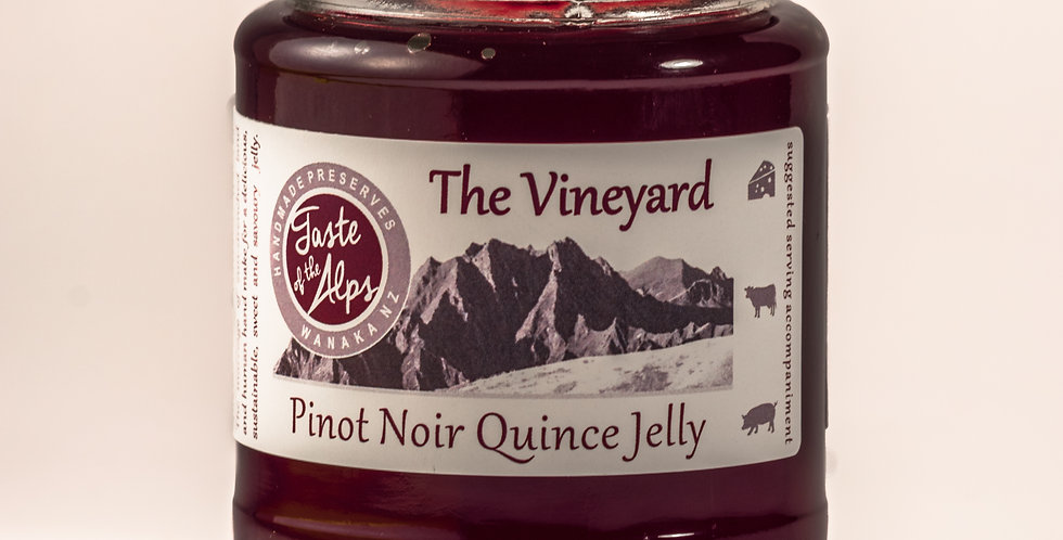 The Vineyard, Pinot Noir quince jelly