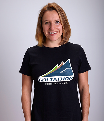 Goliathon Black T-Shirt (Women's)