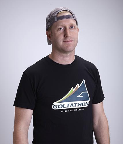 Goliathon Black T-Shirt (Unisex)