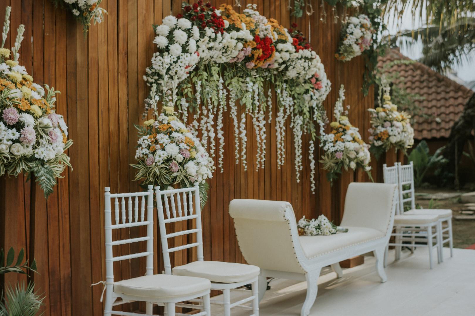 Wedding Ubud Cottages Malang