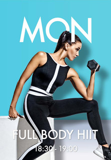 FULL BODY HIIT