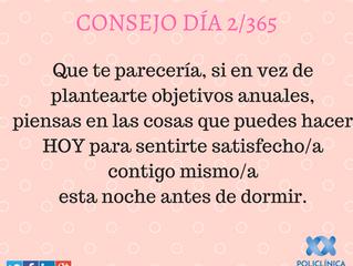 Consejo 2/365