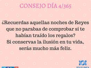 Consejo 4/365
