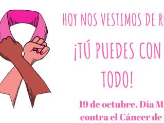 Día Mundial del Cáncer de Mama.