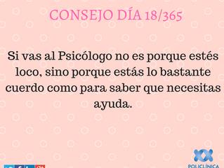 Consejo 18/365