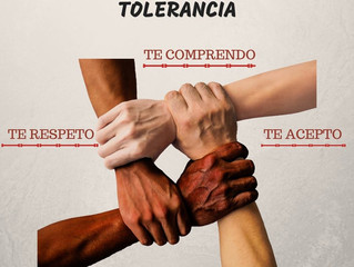 Tolerancia.