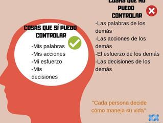 Cada persona decide cómo manejar su vida y sus decisiones.