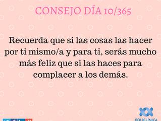 Consejo 10/365