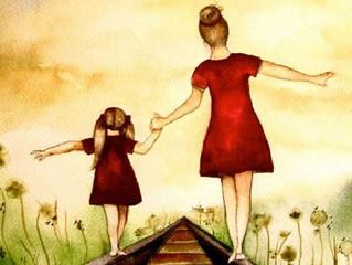 ¡Felicidades a todas las Madres! ELLAS, que son las que lo hacen todo, de día y de noche, estando en