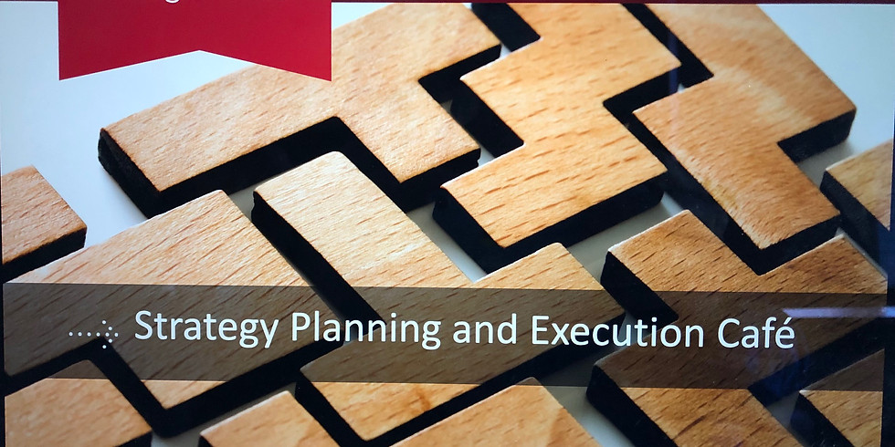 WPO/Harvard:  Strategy Planning and Execution Café