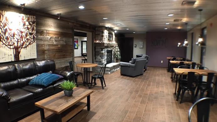 Motzing Center Interior