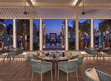 #Dining: Drift Beach Dubai