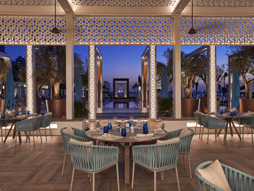 #Dining: Drift Beach Dubai