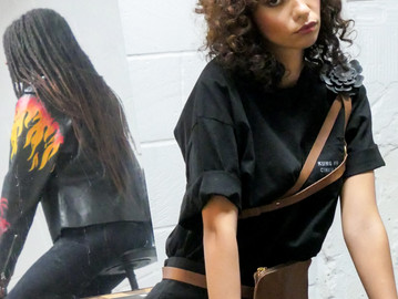 The Emerging Edgy Fashion Label On Our Radar