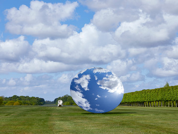 New Dates Announced For Anish Kapoor Exhibition
