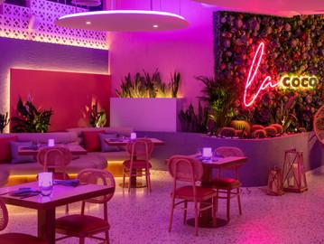 #Dining: La Coco, Andaz Dubai The Palm