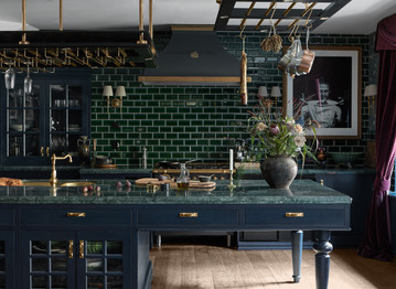 Kitchen Inspo: Pigalle Boutique Hotel In Gothenburg