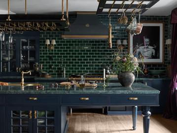 Kitchen Inspo: Pigalle Boutique Hotel In Gothenburg