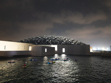 Four Things To Try At Louvre Abu Dhabi
