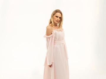You'll Love Dubai-Based NUAGE's New Linen Dress