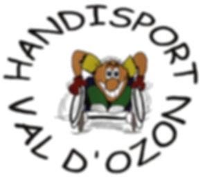38-Logo Handisport Val d'Ozon (Roses et