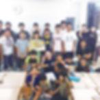 生徒の集合写真