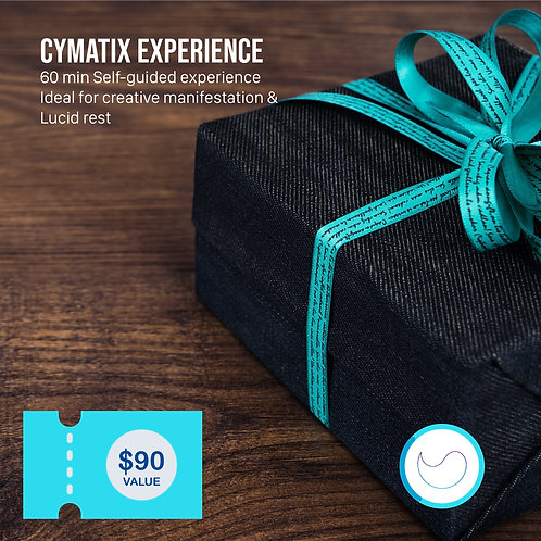 Cymatix Experience