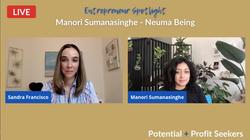 Entrepreneur Spotlight with Sandra Francisco