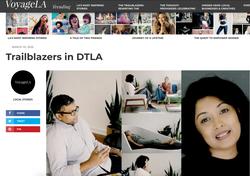 Trailblazers in DTLA