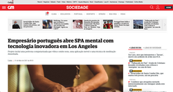 Portuguese news outlet CM features Neuma Being