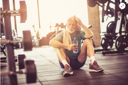 Heart health: No expiry on the benefits of exercise
