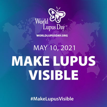Today is World Lupus Day!