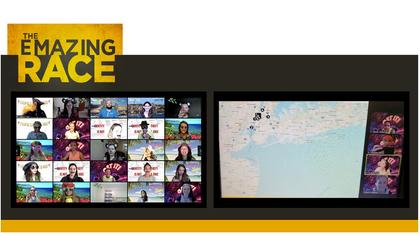eMAZING Race Virtual Teambuilding