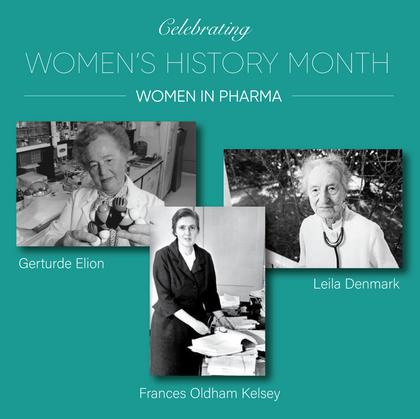 Women's History in Pharma