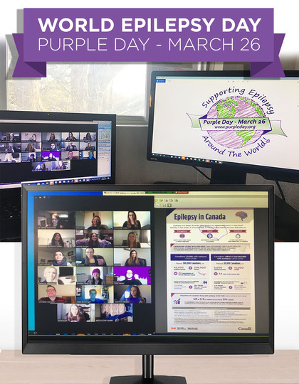 Purple Day for Epilepsy 2020