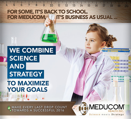 Happy Back to School from MEDUCOM!