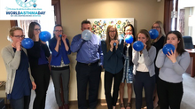 May 1st was World Asthma Day – MEDUCOM is testing our lung capacity!