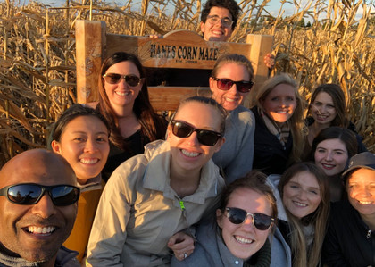 MEDUCOM Takes on a Maize Maze!