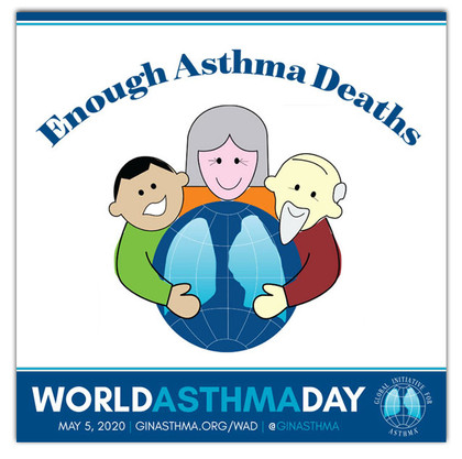 It's World Asthma Day!
