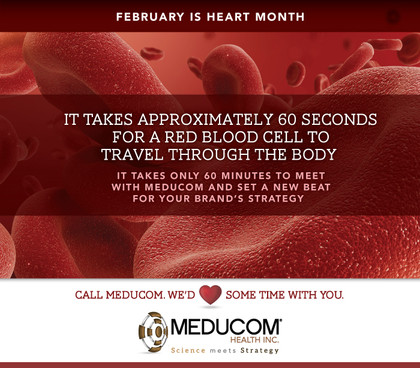 Happy Valentine's Day from MEDUCOM!