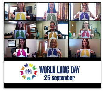 Today is World Lung Day