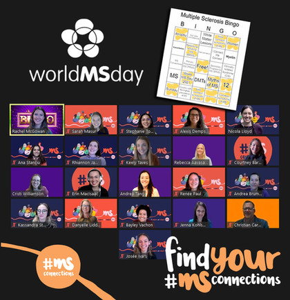 This Sunday is World MS Day!