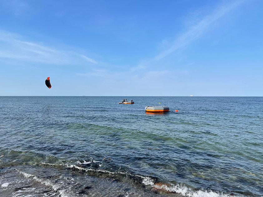 Kiteschule Fehmarn sicherer Kitekurs uaf