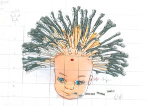 head iii collage