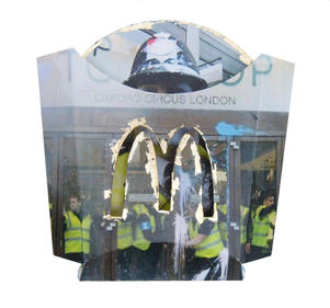 London Riots collectable 2