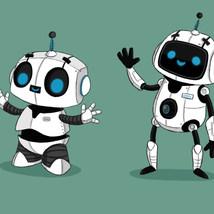CCTV Robots