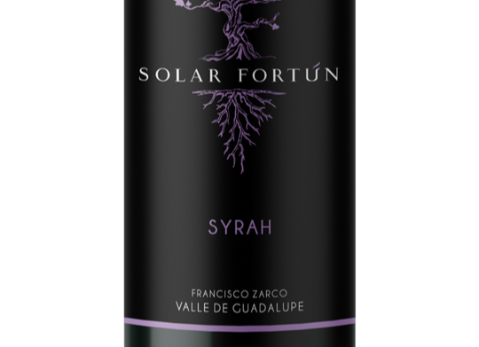 Solar Fortún - Syrah