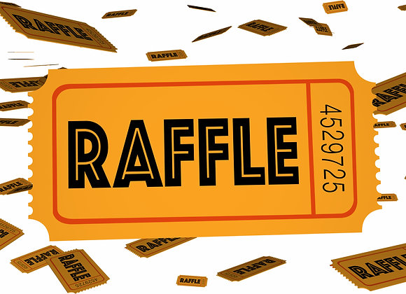 Golf Raffle Pack:  $5 for 5 tickets